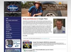 Website Cooper