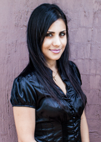 Fatima Hassan Graphic Designer with Strategy and Action