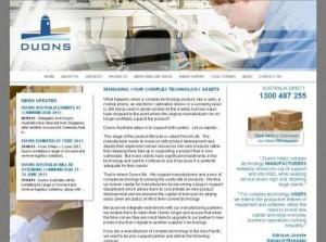 Website Duons